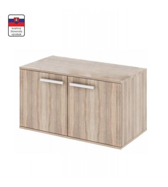 TK DUNAJ 7 skrinka nízka komoda 2D sektorový nábytok