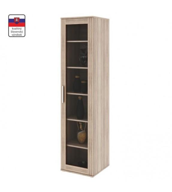 TK DUNAJ 4 vitrína policová sektorový nábytok
