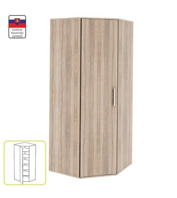 TK DUNAJ 15 skriňa kombinovaná rohová sektorový nábytok
