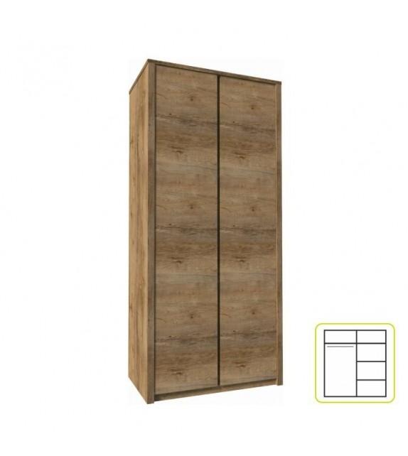 TK MONTANA skriňa kombinovaná S2D sektorový nábytok