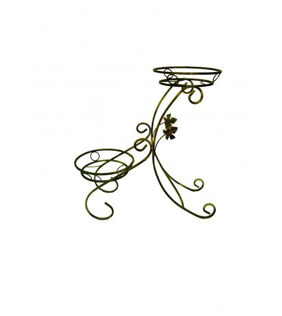 Kovový stojan na kvety C-013