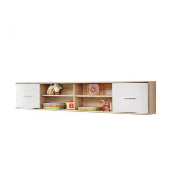 TK EMIO 07 skrinka závesná biela detský sektorový nábytok