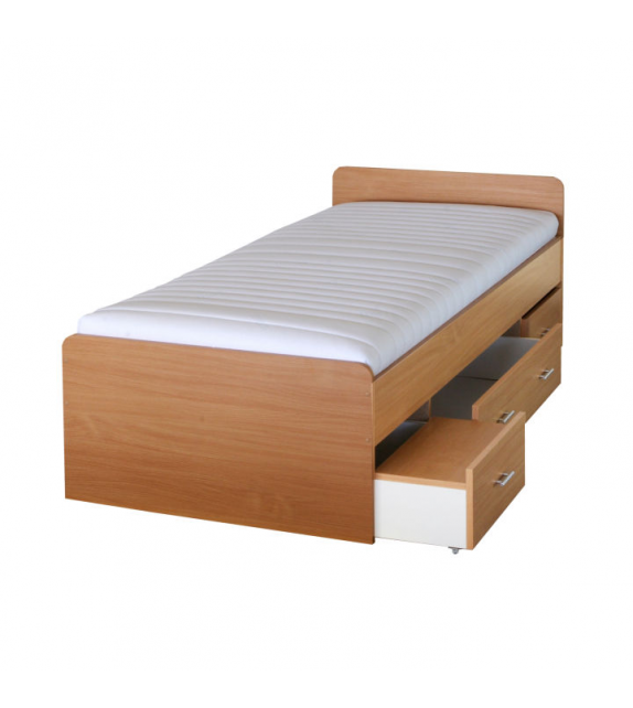 TK DUET detská postel