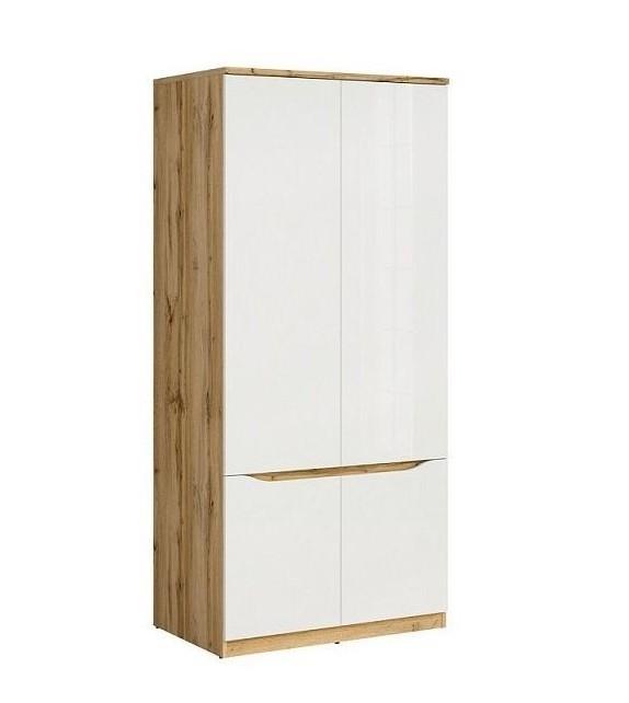 BRW NUIS SZF4D skriňa vešiaková sektorový nábytok