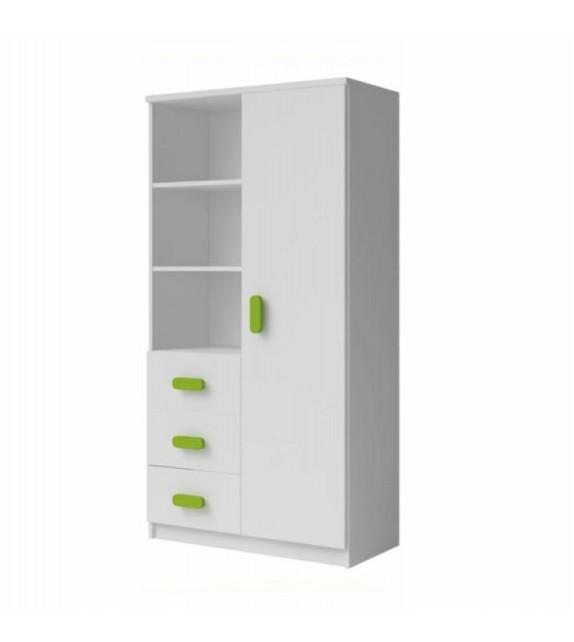 TK SVEND 5 skriňa kombinovaná sektorový nábytok