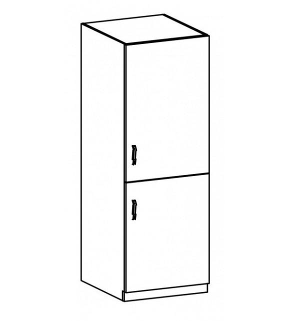 TK SICILIA D60ZL Szekrény beépített hűtőhöz