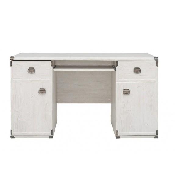 BRW  INDIANA-JBIU 2D2S písací stôl