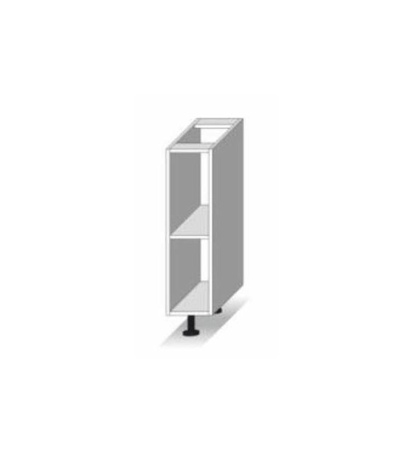 TK LINE D 20 skrinka dolná otvorená