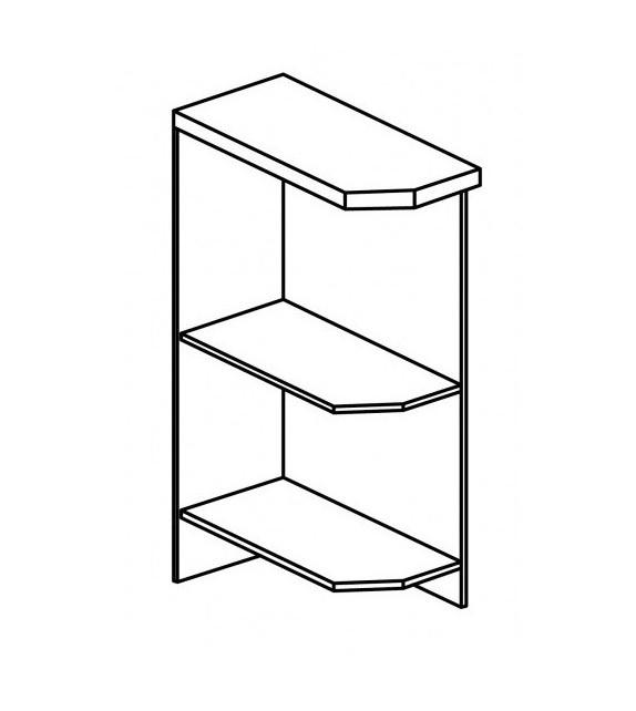 TK PROVANCE D25PZ alsó polcos szekrény