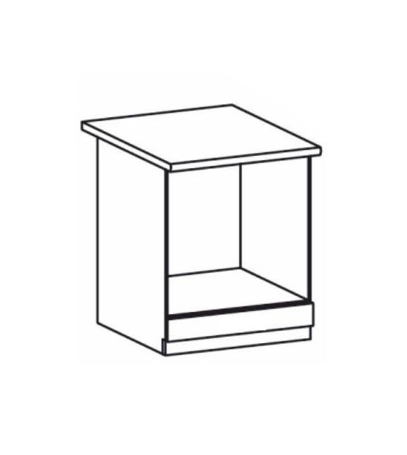 TK ROYAL D60ZK skrinka dolná pre vstavaný spotrebič