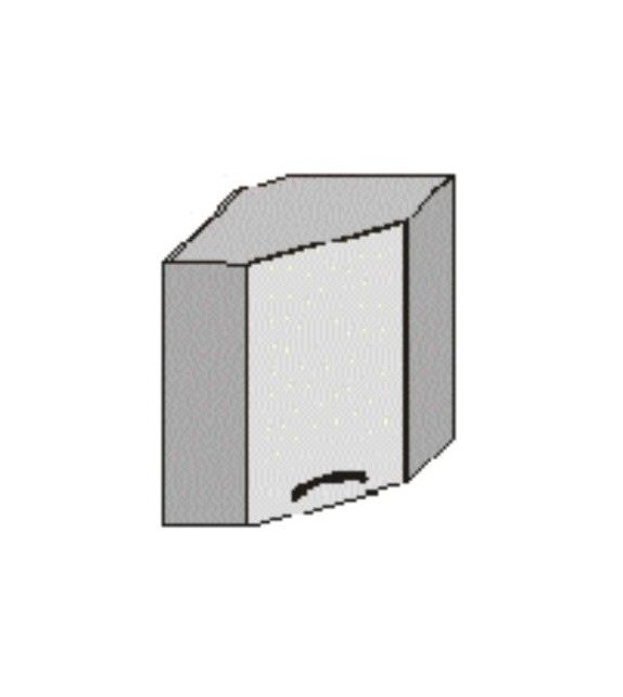 TK JURA NEW IA GN 58x58 skrinka horná rohová