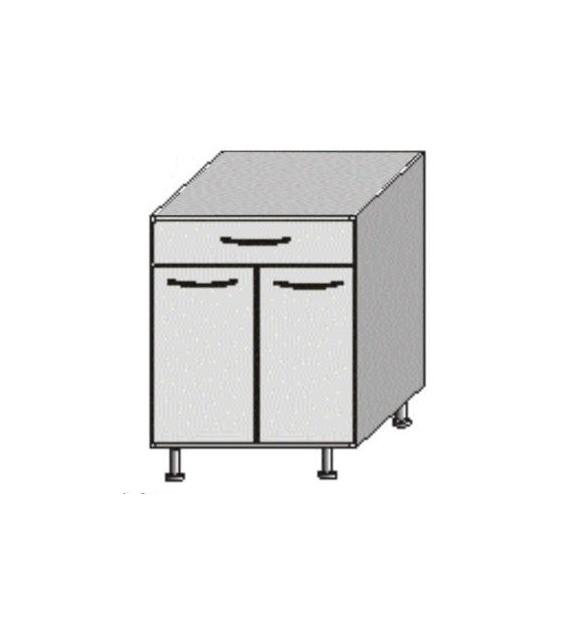 TK JURA NEW IA D 80 S1 skrinka dolná so šuflíkom