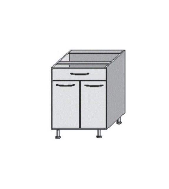 TK JURA NEW I D 80 S1 skrinka dolná so šuflíkom