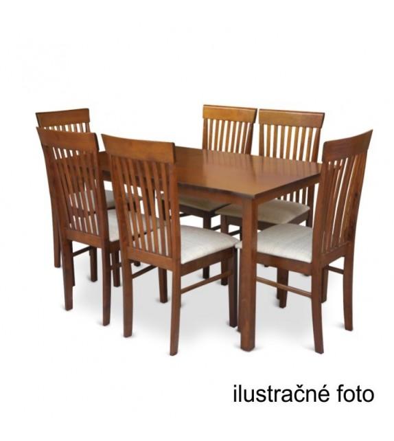 TK ASTRO Jedálenský stôl drevený 110