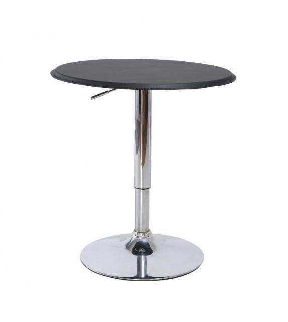 TK BRANY barový stôl okrúhly nastavitelný