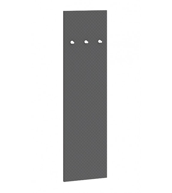 WIP BLANCO 25 vešiak čalúnený sektorový nábytok do predizby