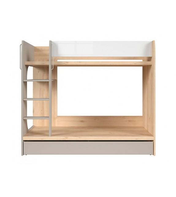 BRW NAMEK LOZ1S/90P poschodová posteľ bunk bed sektorový nábytok