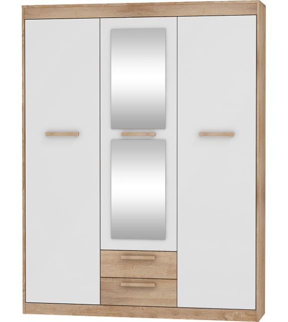 WIP MAXIMUS MXS-05 skriňa 3D2S lesk sektorový nábytok