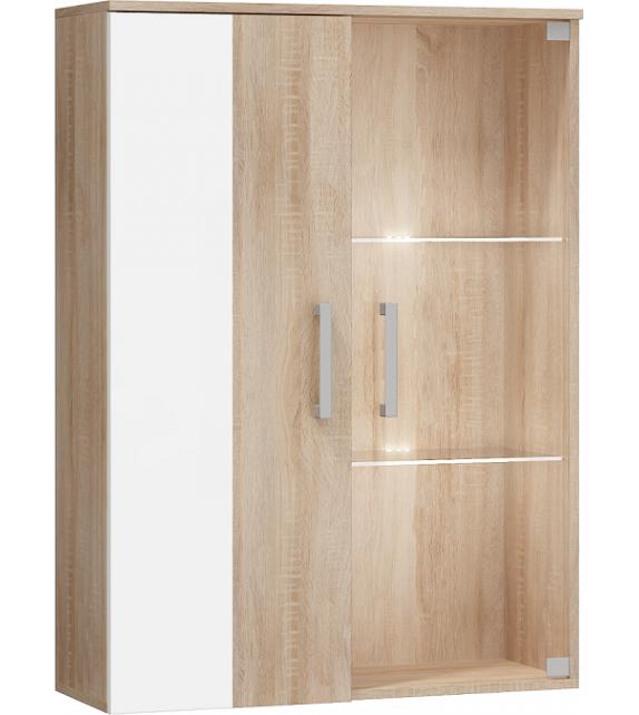 WIP STELLA STE-06 skrinka visiaca lesk sektorový nábytok