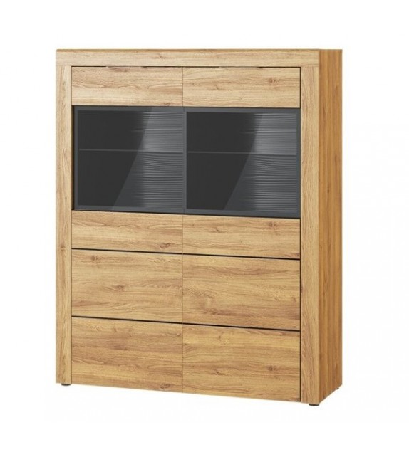 WIP KAMA 15 komoda vitrína obývací sektorový nábytok