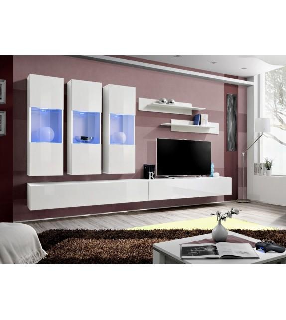 WIP FLY E2 Obývacia stena s LED osvetlením