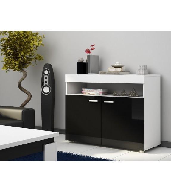 WIP MAX-01 komoda lesk sektorový nábytok