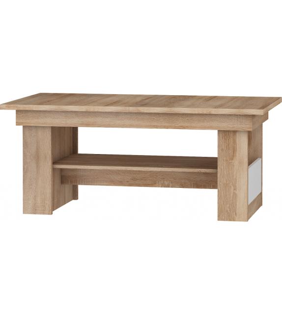 WIP MAXIMUS MXS-17 konferenčný stolík rozkladací lesk sektorový nábytok do obývačky