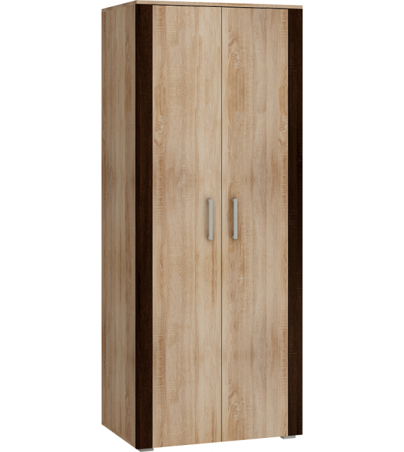 WIP NOTTI NOT-07 skriňa vešiaková sektorový nábytok