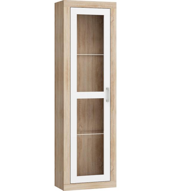 WIP VERIN VRN-08 vitrína lesk sektorový nábytok