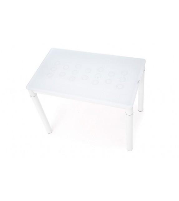 HALMAR ARGUS Jedálenský sklenený stôl