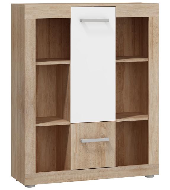 WIP VIKI VIK-03 regál lesk sektorový nábytok