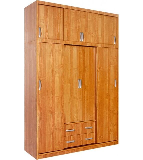 WIP BERTHA skriňa s posuvnými dverami kombinovaná