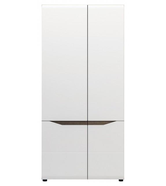 WIP LIONEL LI8 skrina vešiaková 2D sektorový nábytok