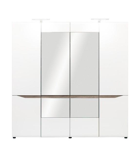 WIP LIONEL LI10 skrina kombinovaná 4D sektorový nábytok