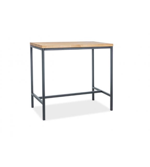 BRW LORAS K jedálenský stôl kovový konzola 120