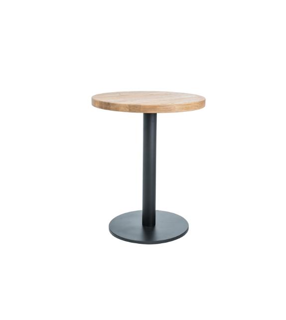 BRW PURO Stôl jedálenský 80/70/60