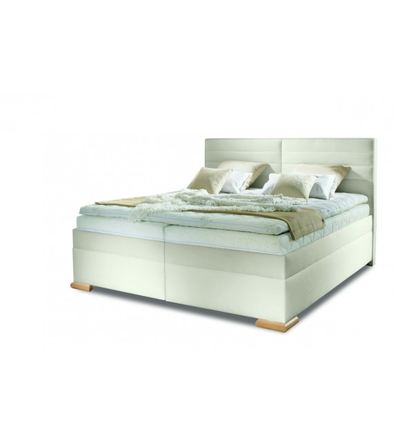 ND LUCIA Manželská posteľ typu boxspring 160/180
