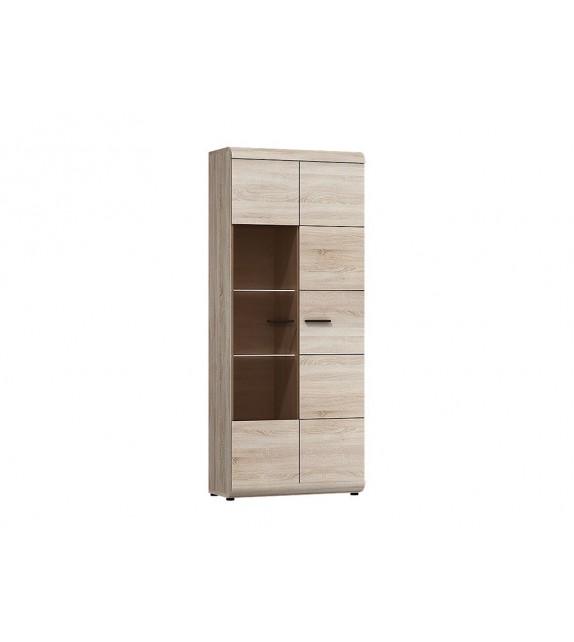 ELBYT LESIKA 80 Vitrína vysoká sektorový nábytok