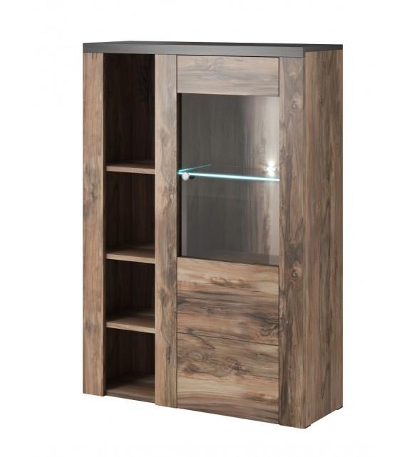ELBYT LADA 44 komoda vitrína sektorový nábytok