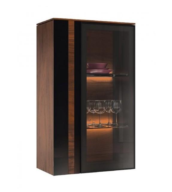 GLOBAL VIGO TV stolík mini L/P masívny sektorový nábytok