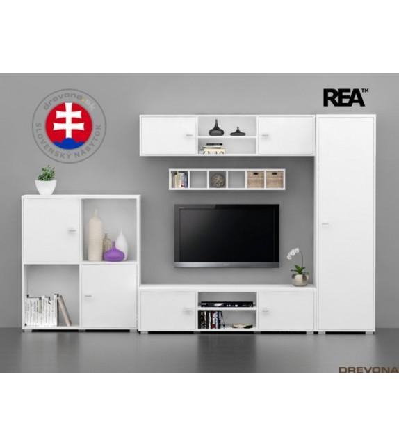DREV REA DENISA UP č.1 obývacia stena