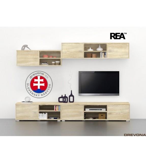 DREV REA DENISA UP č.2 obývacia stena
