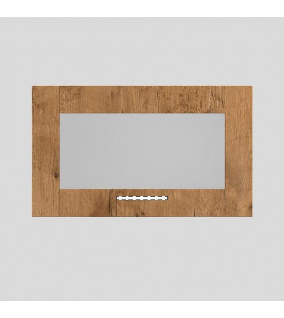 DREV REA ALFA DSV Dvierka horné so sklom výklopné 36 kuchynský sektorový nábytok