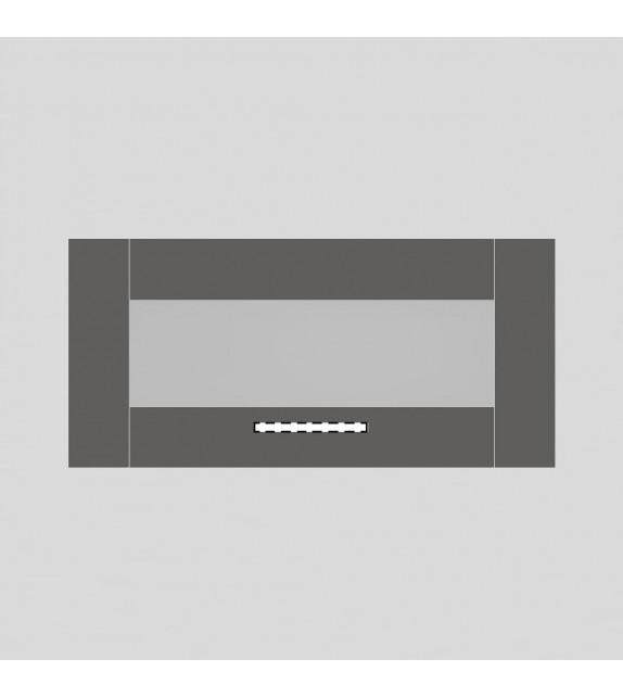 DREV REA ALFA DSV Dvierka horné so sklom výklopné 28 kuchynský sektorový nábytok
