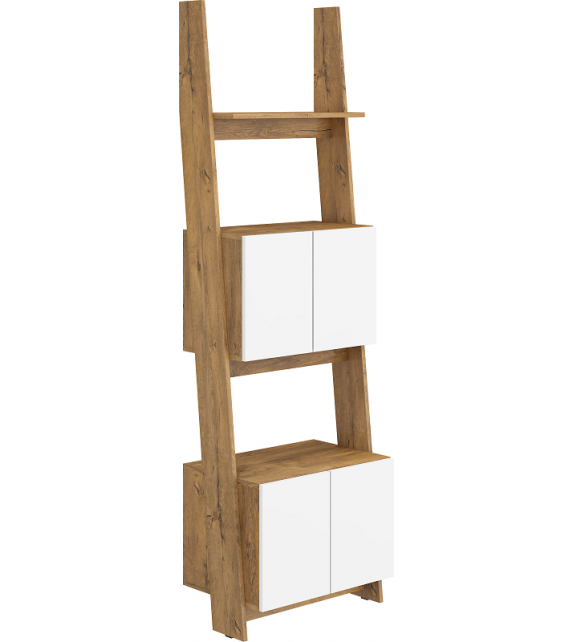 WIP RACK-05 LESK regál 60-2D regálový sektorový nábytok