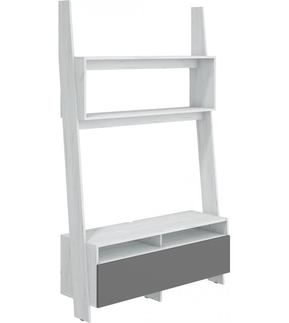 WIP RACK-09 MAT TV stolík  regálový sektorový nábytok