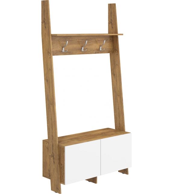 WIP RACK-10 LESK Vešiak regálový sektorový nábytok