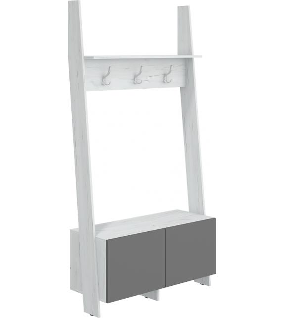 WIP RACK-10 MAT Vešiak regálový sektorový nábytok