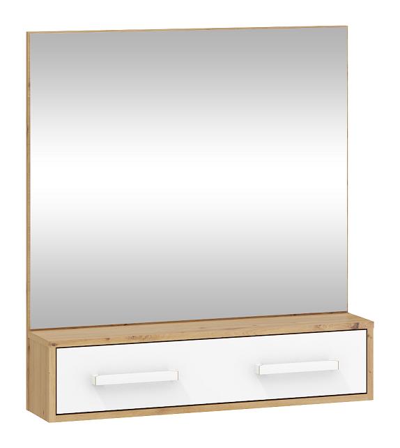 WIP RIO-10 Zrkadlo so šuflíkom sektorový nábytok