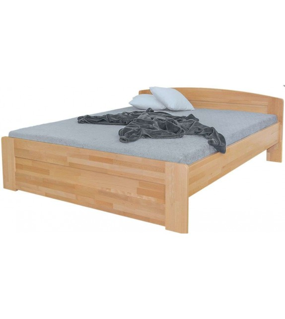 MRAVA DONA 160 buk masív Manželská postel